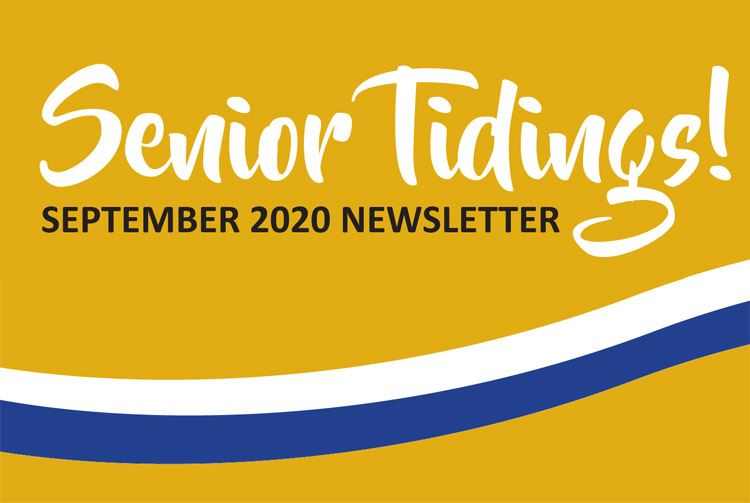 sept senior newsletter